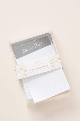 Russell + Hazel Russell+Hazel Let's Do This Note Jotter