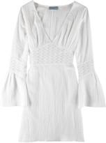 Amanda cheesecloth dress