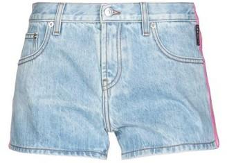 Versus By Versace Denim shorts