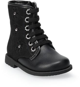 Rachel Delia Toddler Girls' Combat Boots