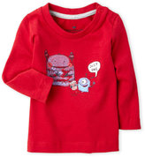 Tom Tailor Newborn/Infant Boys) Long Sleeve Graphic T-Shirt