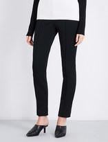 Diane von Furstenberg Skinny stretch-wool trousers