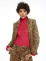 Scotch & Soda Tailored Velvet Blazer