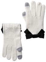 Kate Spade Grosgrain Bow Gloves