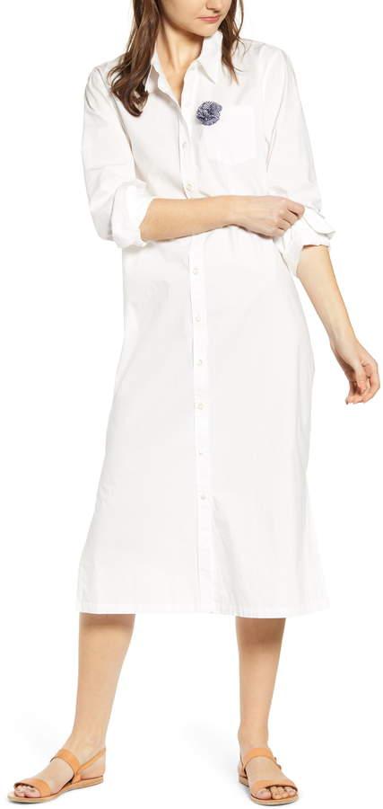 45a91fcfcbd Fine Maxi Shirtdress