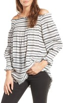 Faithfull The Brand Women's Es Calo Off The Shoulder Top