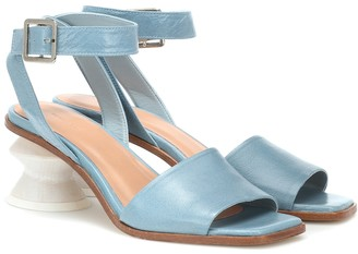 REJINA PYO Sonia leather sandals