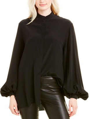The Row Vara Silk Top