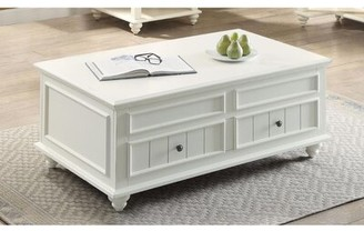 Longshore Tides Norfleet Lift Top Coffee Table with Storage
