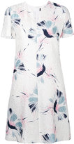 Giorgio Armani floral print T-shirt dress - women - Silk/Polyamide/Acetate/Cupro - 42