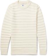 Arpenteur - Textured-wool Sweater