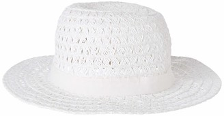 Brums Baby Girls' Cappello Carta Paglia Sun Hat