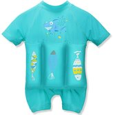 DAXIANG Toddlers Boy Girls Buoyancy swimsuit removable Float Suit Bathing Suit