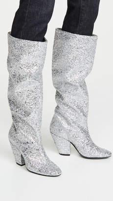 Simon Miller High Slant Boots