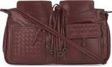Bottega Veneta Pocket leather shoulder bag