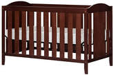 South Shore Angel Crib with Toddler Rail and Mattress