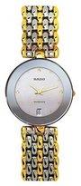 Rado Women's Flourence Multicolor Two Tone Steel Bracelet Steel Case Quartz Analog Watch R48793103