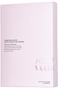 JOANNA VARGAS Forever Glow Anti-Aging Face Masks, Set of 5