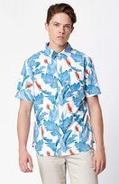 Vans Bonsai Short Sleeve Button Up Shirt