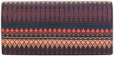 Paul Smith No.9 Damson tri-fold purse