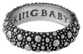 King Baby Studio Men's Stingray Ring