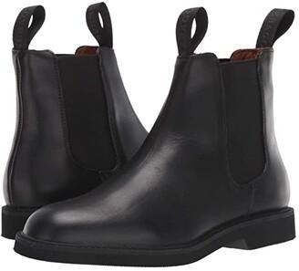 Sebago Chelsea Leather Polaris (Black) Women's Shoes