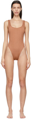 BOUND by Bond-Eye Pink The Madison One-Piece Swimsuit