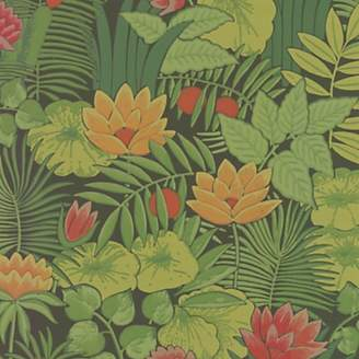 The Little Greene Paint Company Reverie Floral Wallpaper