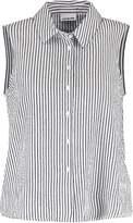 Noisy May NMMASON Shirt navy blazer/white