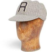 Ralph Lauren RRL Striped Herringbone Ball Cap