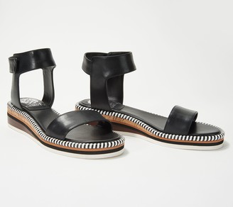 Vince Camuto Leather Sandals - Moirina