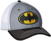 New Era Cap Men's Shadow Flect Neo Batman 39Thirty Stretch Fit Cap