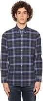 Polo Ralph Lauren Classic Slim Checked Cotton Oxford Shirt