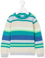 Knot sea striped sweater