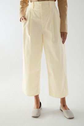 Cos High-Waisted Cotton Pants