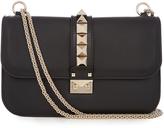 Valentino Lock medium leather shoulder bag