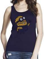 STRICT CODE Inspired by Minion, Women Black/ 100% Softstyle Cotton Tank Top S-2XL, d1338