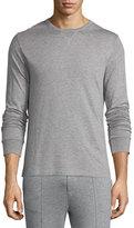 Ralph Lauren Duofold Sweatshirt, Light Gray