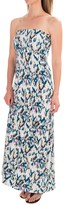 Threads 4 Thought Kaylee Maxi Dress - Strapless (For Women)