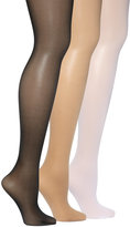 Berkshire Sheer Queen Support Control Top Hosiery 4417