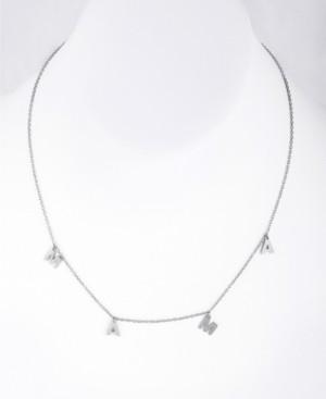 ADORNIA Mama Dangle Necklace