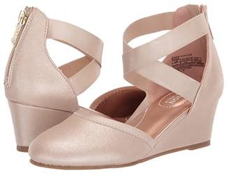 Kenneth Cole Reaction Diane Dancer (Little Kid/Big Kid) (Rose) Girl's Shoes