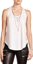 The Kooples Charm Necklace Top