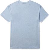 Derek Rose - Ethan Mélange Stretch-micro Modal Jersey T-shirt