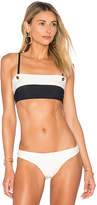 Lenny Niemeyer Bandeau Top in Ivory. - size M (also in S)