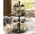 Pottery Barn Spice Rack Set