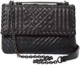 Bottega Veneta Women's Quilted Leather Shoulder Bag