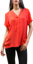 Zoa Fluorescent Short Sleeve Top
