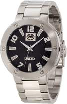 Ecko Unlimited Men's UNLTD E12582G2 Silver Stainless-Steel Quartz Watch with Dial