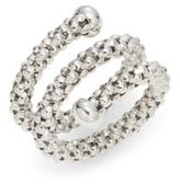 Chimento 18K White Gold Layered Stretch Ring
